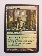GIARDINO DEL TEMPIO - TEMPLE GARDEN ENG - MTG MAGIC