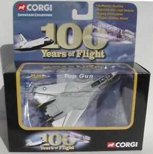 Corgi Showcase Collection F-14 Tomcat VF84 Jolly Rogers USS Nimitz CS90093