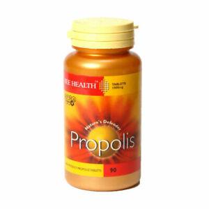 Bee Health | Propolis | 1000mg |  90 Capsules - High Potency Propolis