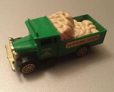 Corgi Morris Truck Suttons Seeds Model Die Cast Toy Car Van