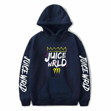 Details about Details about New Juice Wrld Printed Hoodie Casual Sweatshirt Hoo