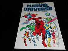 Encyclopédie Marvel Universe 2