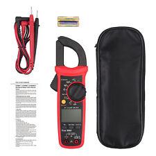 Uni T Ut202a Clamp Meter Digital Multimeter Handheld Trms Ac Dc Mini Resistance