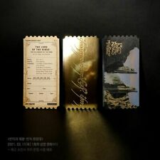 The Lord of the Rings Trilogy Megabox Original Limited movie ticket