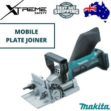 Makita Plate Joiner Cordless Biscuit 18V Lithium-Ion Mobile Plate Joiner DPJ180Z