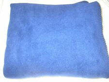 Blue Blanket or Throw