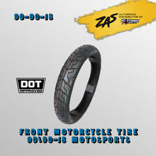 Front Motorcycle Tire 90/90-18 Motosports Tire