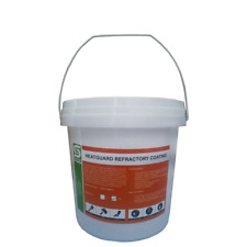 3270F Heat Guard Refractory Ceramic Coating 10 Lbs.Coating of kiln furnace
