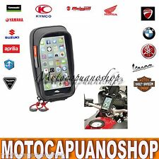 HARLEY-DAVIDSON ROAD KING PORTA SMARTPHONE UNIVERSALE IPHONE 6 PLUS NOTE 4 GIVI