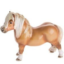 John Beswick JBH46 Shetland Pony Bay Horse Figurine