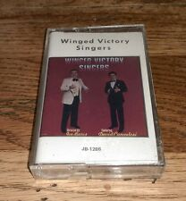 WINGED VICTORY SINGERS sealed cassette Raisins And Almonds Birth Of The Blues cs