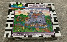 200 pc Wordamajig Crossword Solving Jigsaw Puzzle 10 & up