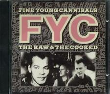 Fine Young Cannibals - The Raw & The Cooker West Germany Press Cd