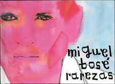 """MIGUEL BOSE' - RARO CD + LIBRO """" RAREZAS """""""