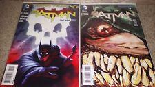 Batman new 52 #25 & 26 1:25 variants by Alex Garner(25) and Dustin Nguyen(26)
