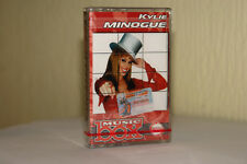 Kylie Minogue ‎- Music Box (2003) RARE Russian Cassette OOP! SEALED!