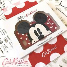 CATH KIDSTON x DISNEY Mickey Mouse iPhone 6 6s 7 8 Case Cover NEW + Gift Bag