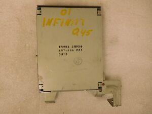 2001  Infiniti  Q45  Body  Control  Module   A97-000