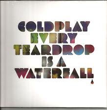 COLDPLAY Every Teardrop / Major Minus DIE CUT SLEEVE EUROPE 7 INCH Vinyl SEALED