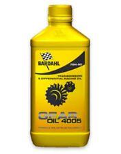 Olio trasmissioni e differenziali Bardahl Gear OIL 4005 75W90 1LT 430039