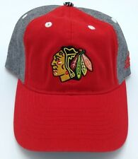 NHL Chicago Blackhawks Kane #88 Adidas Adult Design Under Brim Adjustable Cap