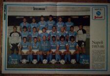 Poster NAPOLI - 1985/86 Maradona rarità