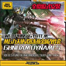 JAOparts Metal Modified parts set for Bandai MG 1/100 GN-002 DYNAMES GUNDAM