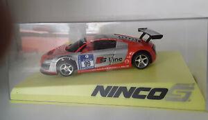 Ninco Sport Lightning 50546, Audi R8 GT3 S-Line, 1/32 Slot Car