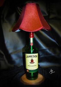 Jameson - Liquor Lamp - handcrafted [Brand New]