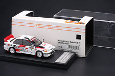 Mitsubishi Lancer Evo III Car #8 1996 Safari Rally -Web Edition- HPI #8618 1/43