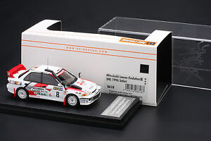 Mitsubishi Lancer Evo III Car #8 1996 Safari Rally - HPI #8618 1/43