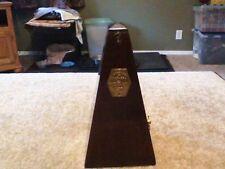 Antique METRONOME MAELZEL, Seth Thomas Clock co. USA