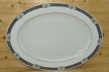 """MZ Altrohlau ALT39 Large Oval Serving Platter, 16 3/4"""" x 12 1/2"""""""