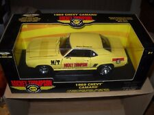 ERTL- MICKEY THOMPSON 1/18 1969 CHEVY CAMARO -HOBBY EDITION 1 of 5000 AWESOME