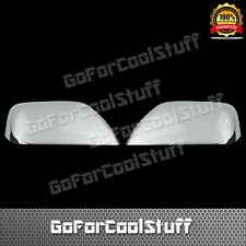 For 08-12 Ford Escape Half Mirror Chrome Abs Covers