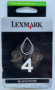 Lexmark Black 4 Print Cartridge NIB