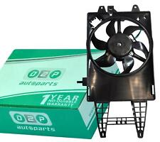 RADIATOR COOLING FAN MOTOR FOR FIAT IDEA PUNTO (188) LANCIA MUSA YPSILON 1.2 1.4