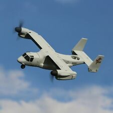 E-flite V22 V-22 Osprey BNF Bind And Fly VTOL Remote Control RC Airplane EFL9650