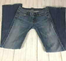 Women's 7 for All Mankind Flare Jeans sz 26 denim pants