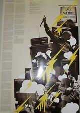 GUIDED BY VOICES -ELECTRIFYING CONCLUSION-POSTER/INSERT