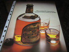 Chivas Regal Blended Scotch Whiskey advert