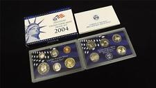 2004 S US Mint Proof 11 Coin Set