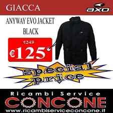 GIACCA AXO ANYWAY EVO BLACK TAGLIA M MS66T0026K00