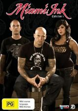 Miami Ink : Collection 3 (DVD, 2007, 3-Disc Set)