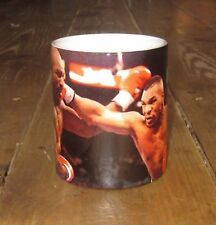 Iron Mike Tyson v Holyfield Fight Action New MUG