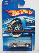 Hot Wheels 2005 Shelby Cobra 427 S/C #160 Gray