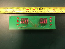 Pachislo Slot Machine Parts - Credit /Win Board from Aqua Vemus