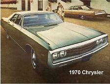 1970 Chrysler Auto Refrigerator Magnet