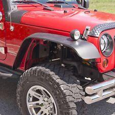 Outland 4 Piece All Terrain Flat Fender Flare Kit  Jeep Wrangler 07-17 39116201