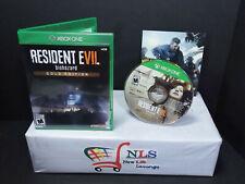XBOX ONE Resident Evil 7 Biohazard: Gold Edition